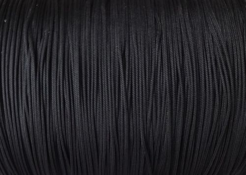 50  FEET:1.8mm BLACK LIFT CORD for Blinds, Roman Shades and More