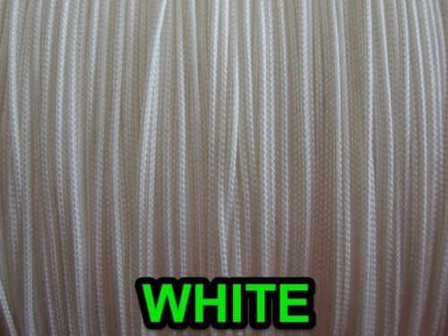 1000 YARDS :1.4mm WHITE LIFT CORD for Blinds, Roman Shades and More