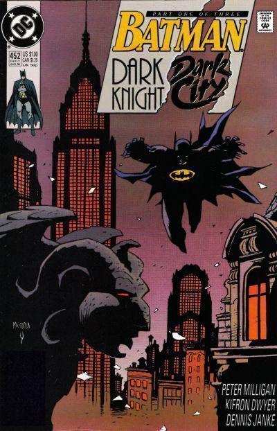 BATMAN #452 NM!