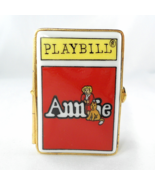Limoges Box - Annie Playbill - Broadway Play Mu... - $179.00