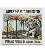 Where The Wild Things Are, Maurice Sendak Vintage PB Children's Scholast... - $9.99