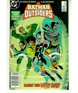 BATMAN and the OUTSIDERS #29 (1984) - $1.50