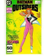 BATMAN and the OUTSIDERS #31 (1985) - $2.50