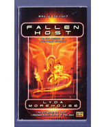 The Fallen Host by Lyda Morehouse Paperback Books - $4.00