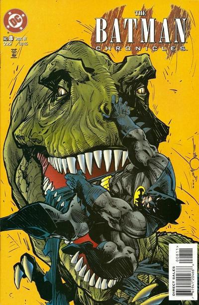BATMAN CHRONICLES #8 (1997) NM!