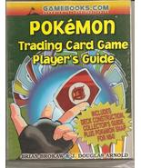Pokemon Trading Card Game Player's Guide * New $12.95 Value! - $6.88