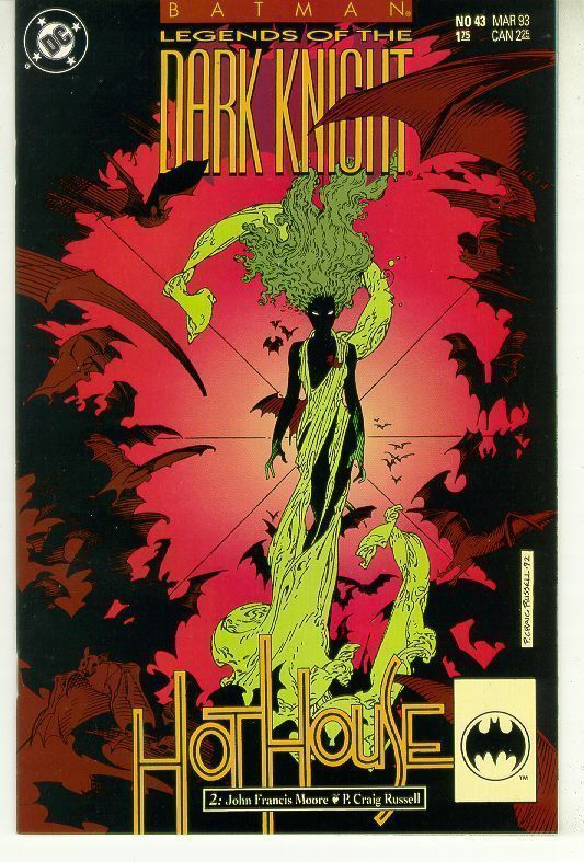 BATMAN LEGENDS OF THE DARK KNIGHT #43 (DC Comics) NM!
