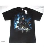 Batman the Dark Knight Size Large Black Tee Shirt  NWT - $14.99