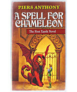 A Spell for Chameleon Vol. 1 by Piers Anthony Paperback Book Magic Fantasy - $4.00