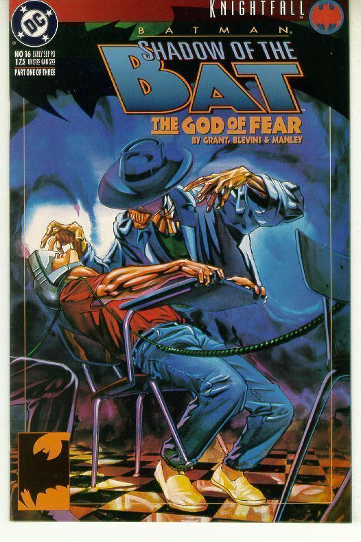 BATMAN SHADOW OF THE BAT #16 (DC Comics) NM!