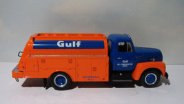Gulf Oil 1957 International R-190- First 1st Gear  Gasoline Tanker Truck... - $27.50