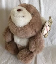 "Vintage Gund Plush SNUFF 7"" Dated 1980 All Tags Still Attached #2147 Tan - $19.79"