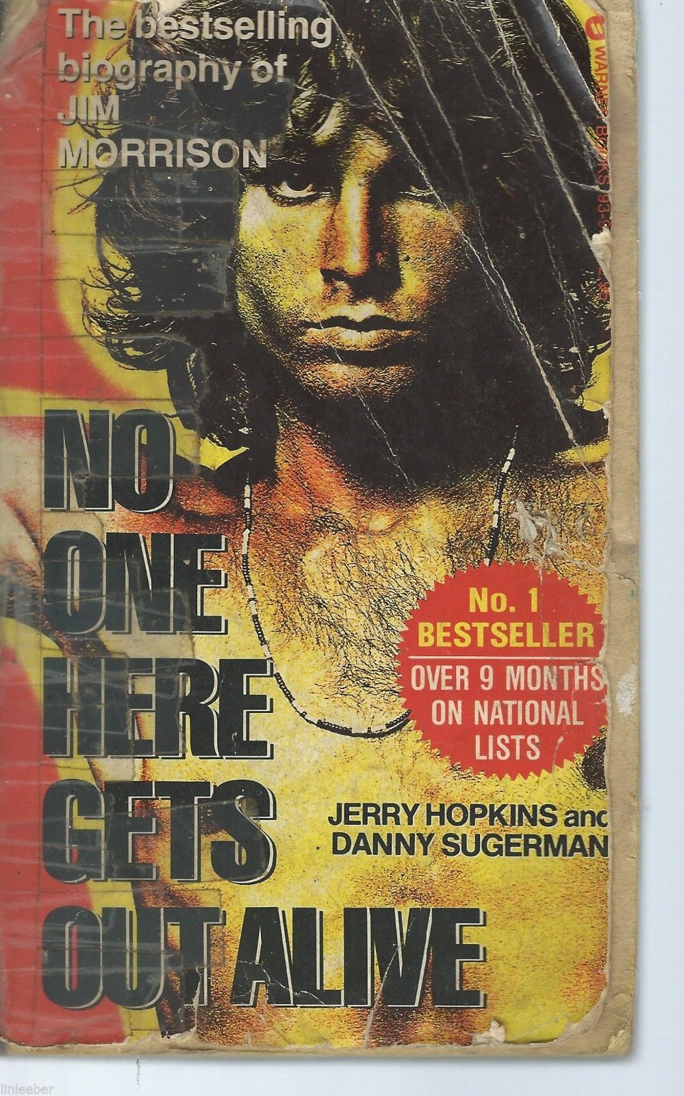 No One Here Gets Out Alive:The bestselling biography of Jim Morrison;1981,1st Pr