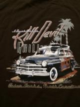 Kill Devil Grill Cool Outer Banks, North Carolina T-Shirt Sz Medium  Great Piece - $15.98
