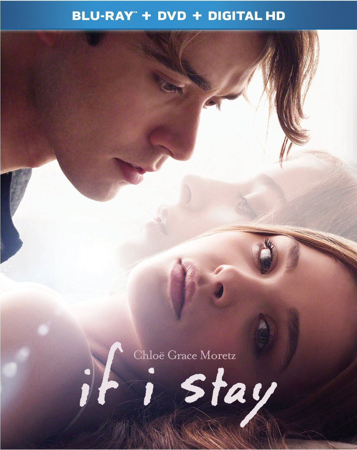 If I Stay [Blu-ray]