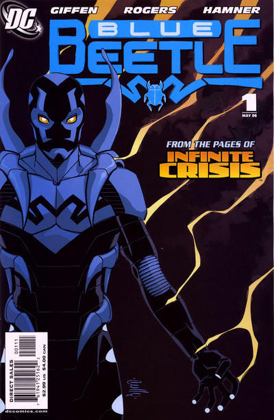 BLUE BEETLE #1 (2006 Series) NM!