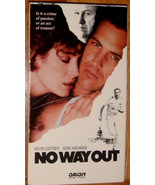 No Way Out (VHS) Freebie! You just pay the shipping! - $0.00