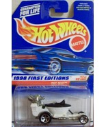 Hot Wheels Mattel Wheels Hot Seat 1998 First Ed... - $9.99