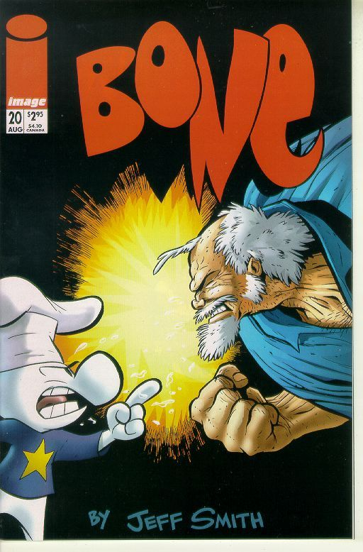 Bone #20 (Image Comics) NM!