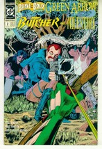 BRAVE and the BOLD #2 (1991) NM! ~ GREEN ARROW! - $1.00