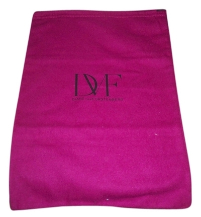Excellent Brand New Diane Von Furstenberg Sleeper Dust Cover Bag, For Purse or S