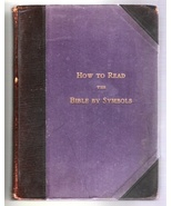 Picture Puzzles or How To Read the Bible by Symbols, Illustrated Book by... - $15.00