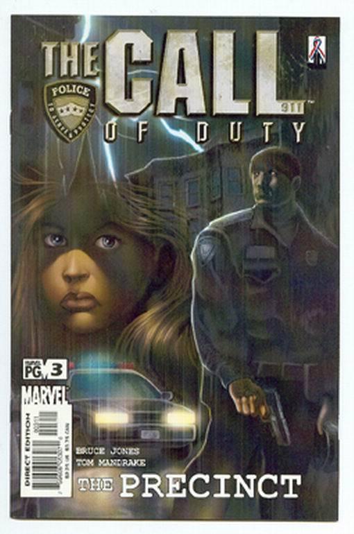 Call of duty the precinct  3