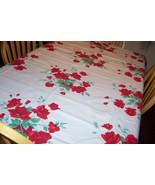 Vintage beautiful wilendur red rose american beauty - $55.00