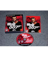 Playstation 2 From Russia With Love 007 - $5.99