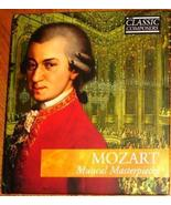 The Classic Composers Mozart Musical Masterpieces ~ CD - $10.00