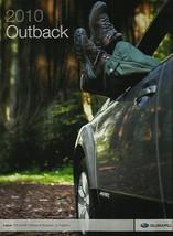 2010 Subaru OUTBACK sales brochure catalog US 10 2.5i 3.6R Limited - $8.00
