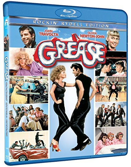 Grease [Rockin' Rydell Edition] [Blu-ray]