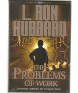 THE PROBLEMS OF WORK  RON HUBBARD 3 CD Set Issac Hayes Estate Personal I... - $8.75