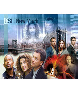 CSI : NY Mousepad - $12.00