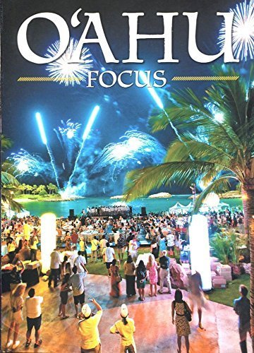 O'AHU FOCUS /HAWAIIAN ISLANDS /BROCHURE [Pamphlet] [Jan 01, 2014] LUXURY TRAV...