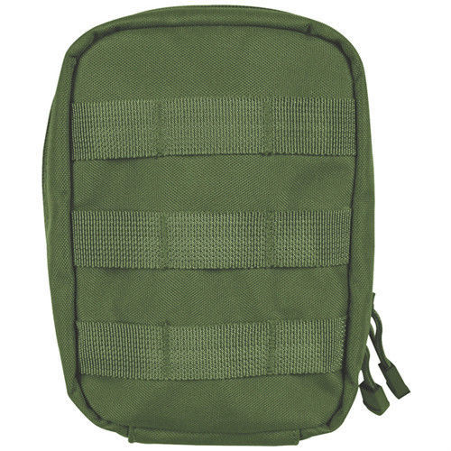 Large MOLLE Tactical 1st Aid Gear Soldiers Medic IFAK Trauma Kit Pouch OD OLIVE