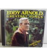 CD Eddy Arnold Greatest Songs Legendary Artist ... - $4.50