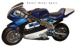 Chinese Mini Pocket Bike Parts Front Thread Tire Wheel 47cc 49cc Size 90 65 6.5