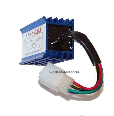 HP Performance CDI Relay Parts For Honda NC50 NU50 Scooter Moped Bikes 49cc 50cc