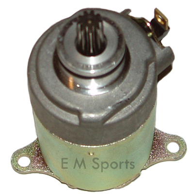 Go Kart 4 Wheeler Electric Starter Start Engine Motor 150cc Carton Talon 150