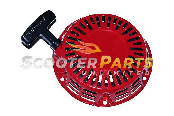 Recoil Starter Pull Start HAWG TY Mini Bike 5.5HP 163cc Jiangdong Engine Motor