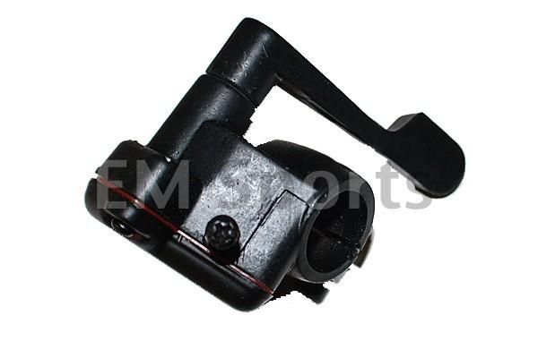 Thumb Throttle Control Lever Part 49cc 50cc Atv Quad 4 Wheeler Kazuma Meercat 50