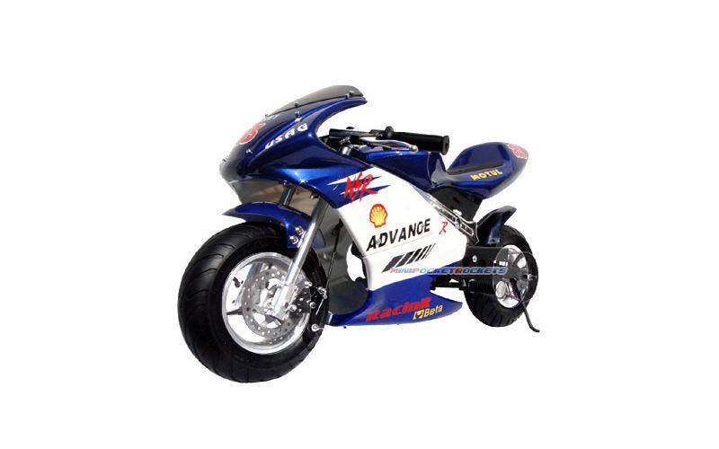 39cc 40cc Gas Mini Pocket Bike Parts Footpegs Foot Guard Lever Pegs Blade GP-RSR