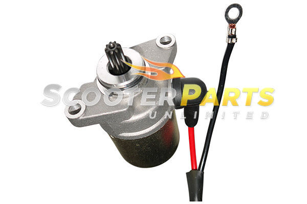 Electric Starter Engine Motor Parts For 90cc Can-Am DS90 Atv Quad 4 Wheelers