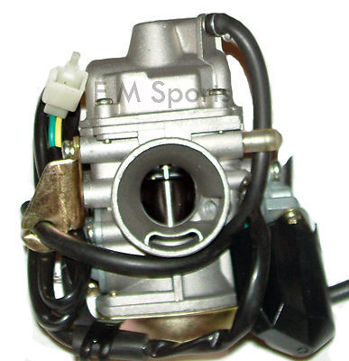 Carburetor Carb Engine Motor Parts 150cc Scooter Moped Bike Retro 150 Tank 150