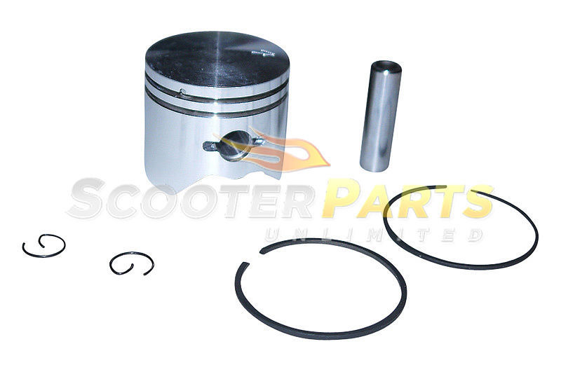 Piston Kit w Ring Parts For 26cc Losi 5IVE-T Engine Motor RC Remote Car Trucks
