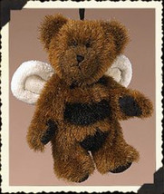 "Boyds Bears ""BEEZER"" #562465-  3.5"" Bee Bear Ornament- NWT- 2004 -Retired - $14.99"