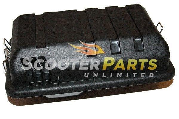 Air Filter Cleaner Box Go Kart 4 Wheelers Baja BLASTER BB65 SAND DOG SD 196cc