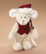 "Boyds Bears ""Jolly Mousekins"" #562960-  6"" Plush Mouse- NWT- 2007-Retired - $19.99"