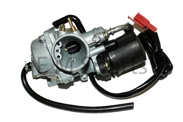 Gas Scooter Moped 50cc Baccio DLX Speedy Runner 50 Carburetor Rebuild Repair Kit